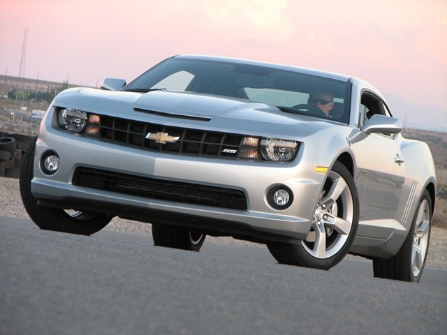 2010-2015 Camaro, 5th Gen