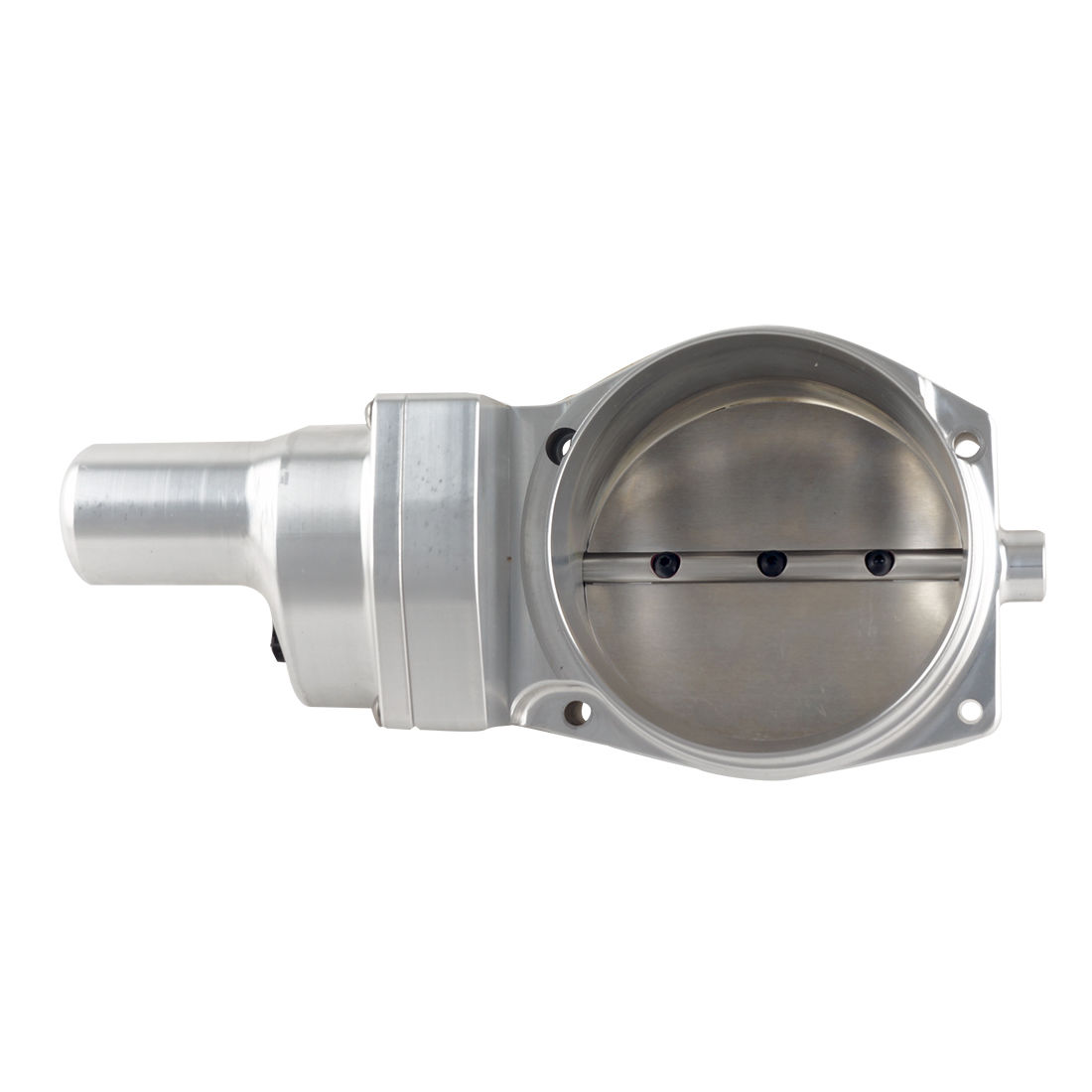 CBM LS1 LS2 LS3 LS7 LSX Billet Aluminum Throttle Body, 102mm Silver Fiinish