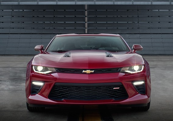 2016-2019 Camaro, 6th Gen